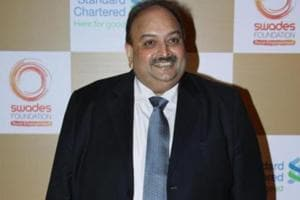 CBI sources said the agency has cited three grounds on the basis of which Mehul Choksi (pictured), one of the alleged masterminds of the $2 billion PNB scam and uncle of fugitive diamantaire Nirav Modi, can be extradited to India to face trial.