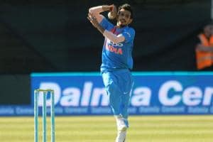Yuzvendra Chahal has played 26 ODIs for India.