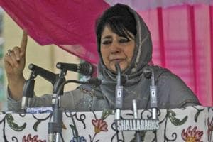 Former Jammu and Kashmir chief minister Mehbooba Mufti had earlier called upon political parties to unite against any attempt to abolish Article 35A.