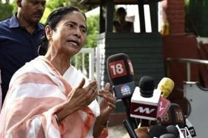 'Try touching anyone,' Mamata Banerjee warns BJP over citizen list demand in Bengal