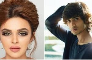Television actors Aashka and Shantanu talk about Friendship Day,