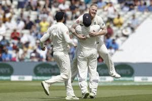 England beat India by 31 runs to win the first Test at Edgbaston on Saturday and so take a 1-0 lead in a five-match series.
