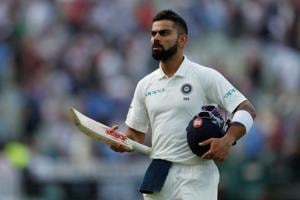 After hitting a century in the first innings, Virat Kohli has made a solid contribution in the second innings as well.