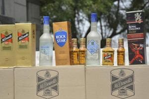 The hospitality industry and liquor shop owners in Gujarat say their business is down by almost by 40% in the first four months of this financial year as compared to the same period last fiscal.