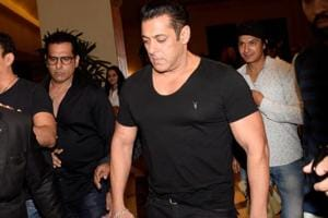 The court is hearing Salman Khan's plea against his conviction by a lower court, which had handed him a five-year jail sentence for killing two blackbucks 20 years ago in Kankani village near Jodhpur.