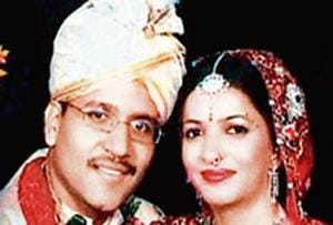 Ravneet Garg with Geetanjali