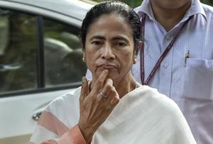 """Fugitive Gorkha Janmukti Morcha (GJM) leader Bimal Gurung has accused West Bengal's Mamata Banerjee-led Trinamool Congress (TMC) government of """"secretly identifying"""" land in Darjeeling to accommodate people excluded from the National Register of Citizens (NRC) in Assam."""