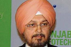 Chief information commissioner SS Channy