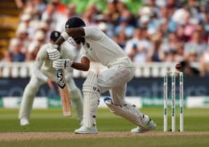 KL Rahul made a century in only his second Test at Opener in Sydney, Australia.