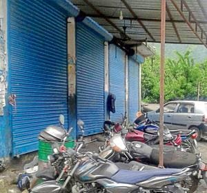 Two Muslims opened their hair-dressing shops at Ghansali town in Uttarakhand's Tehri Garhwal district on Sunday, but they closed them again after some youths threatened them. The two Muslims fled Ghansali for their homes in Bijnour district of Uttar Pradesh.