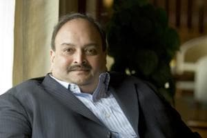 India has handed over a request to Antigua for extradition of Mehul Choksi who is charged in connection with India's biggest banking fraud and is now living in the Caribbean nation after taking its citizenship.