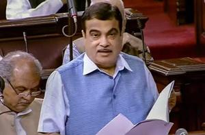 """""""Even if reservation is given, there are no jobs. Jobs in banks have shrunk because of information technology. Government recruitment is frozen,"""" Nitin Gadkari said."""