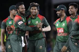 Bangladesh came back from 1-0 down to win T20 series 2-1 against West Indies.