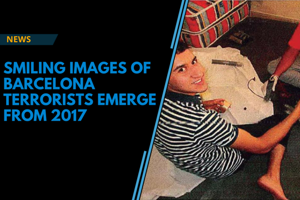Smiling photos of Barcelona terrorists from 2017 emerge