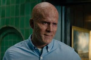 Ryan Reynolds as Wade Wilson in a still from Deadpool 2.