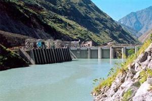 1,500-megawatt Nathpa Jhakri hydropower plant has been shut due to heavy silt deposit in dams.