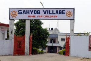 File photo of Shahyog village orphanage-cum-adoption centre at Hutar in Khunti, Jharkhand.