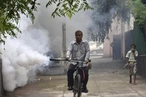 Apart from chikungunya, dengue cases have also been rising sharply in the city with 92 cases of suspected dengue registered with PMC's health department in August so far, out of which seven have been confirmed with dengue.