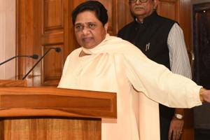 Mayawati's BSP has made it clear to the Congress that it would like tie-ups, on respectable terms, in all poll-bound states.