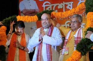 Bengal BJP to target small NGOs, social organisations in run-up to LS polls