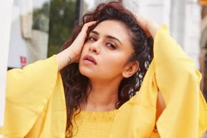 After an interesting role in Meghna Gulzar's Raazi earlier this year, Amruta Khanvilkar is excited about her second Hindi project for 2018