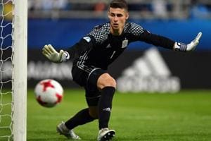 Kepa Arrizabalaga becomes the most expensive goalkeeper in the world, beating Liverpool's Alisson Becker.
