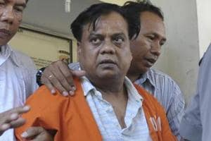 On Chhota Shakeel's instruction, Munna Jhingada led a team that attacked Chhota Rajan (pictured).