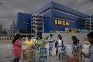 Photos: Ikea opens 1st store in India, aims to redefine shopping for middle-class