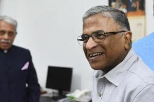 A former editor of Hindi daily Prabhat Khabar, Harivansh served as the additional information advisor to socialist veteran Chandra Shekhar, who was India's Prime Minister between November 1990 and June 1991.