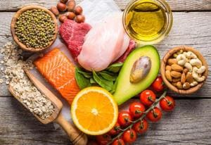 Diet for healthy skin: Eat healthy foods to keep your skin care problems at bay.