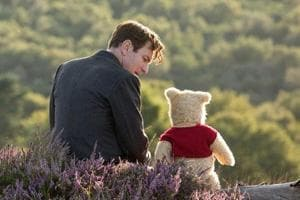 Ewan McGregor plays a grown up Christopher Robin in the film.