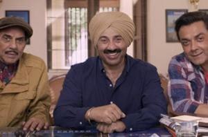 Yamla Pagla Deewana Phir Se brings back father-son combination of Dharmendra, Sunny Deol and Bobby Deol.