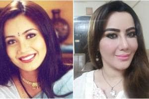 Nausheen Ali Sardar looks nothing like her old self in new pictures.