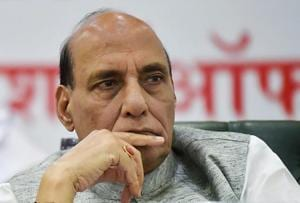 "Rajnath Singh said Chief Minister Pinarayi Vijayan on Kerala floods but ""it could not happen""."