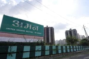 Jaypee Infratech has failed to deliver around 20,000 flats in its Wish Town and Jaypee Aman projects.