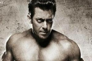 Salman Khan's fitness challenge video shows him cycling and working on his shoulders.