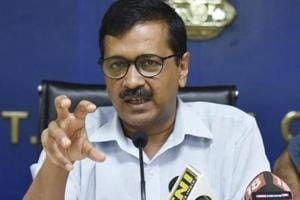 Delhi chief minister Arvind Kejriwal hit out at the Centre as well as lieutenant governor Anil Baijal over the alleged rise in crimes against women in the national capital.