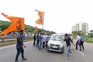 The Maratha agitation has put the government on tenterhooks.