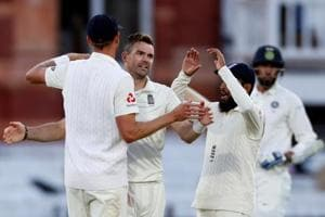 Cricket - England v India - Second Test - Lord's, London, Britain - August 10, 2018 England