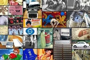 On India's 71st Independence Day, HT revisits 71 iconic objects that continue to live in our memory.