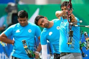 Abhishek  Verma will be competing in team event and a mixed pair event at 2018 Asian Games
