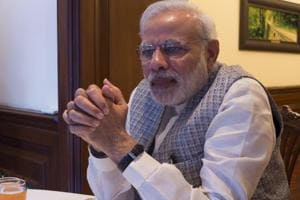Prime Minister Narendra Modi joined a special ceremony through video conference at Dunsinane Estate, Nuwara Eliya to hand over the houses built under the Indian Housing Project in Plantation Areas.
