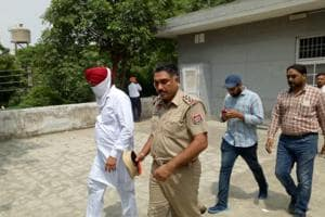 In-charge of the anti-narcotics cell in Moga inspector Rameshpal Singh was found guilty of misusing his position by the DSP.