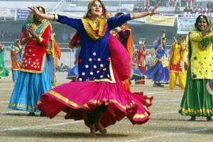 Sources said that motive behind preparing dance performances is to disseminate information about the government's initiatives.