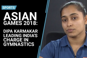 Asian Games 2018: Dipa Karmakar leading India's charge in Gymnastics