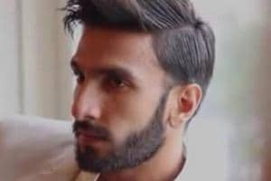 Ranveer Singh's latest photo has found favour with girlfriend Deepika Padukone.