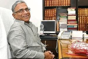 Harivansh took charge at Parliament on Thursday.