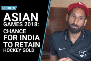Asian Games 2018: Chance for India to retain hockey gold