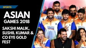 Sakshi Malik, Sushil Kumar & Co eye gold fest at Asian Games 2018