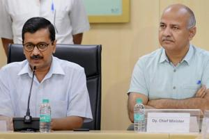 Delhi chief minister Arvind Kejriwal and his deputy Manish Sisodia have been charged with criminal conspiracy.